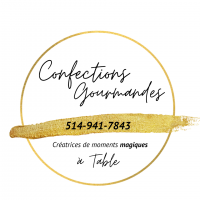 Confections gourmandes - JEM logo